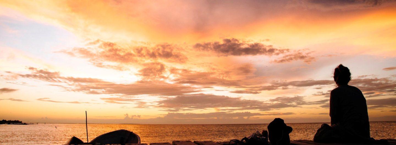 Angst vor Veränderung und wie man sie überwindet - wie zum Start meiner Weltreise auf Holbox in Mexiko