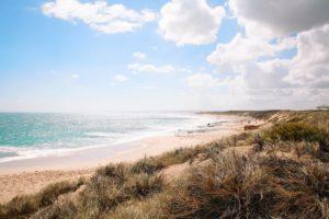 Wie kann man Freiheit und Glück im Alltag präsent sein lassen - wie auf Reisen in Westaustralien?