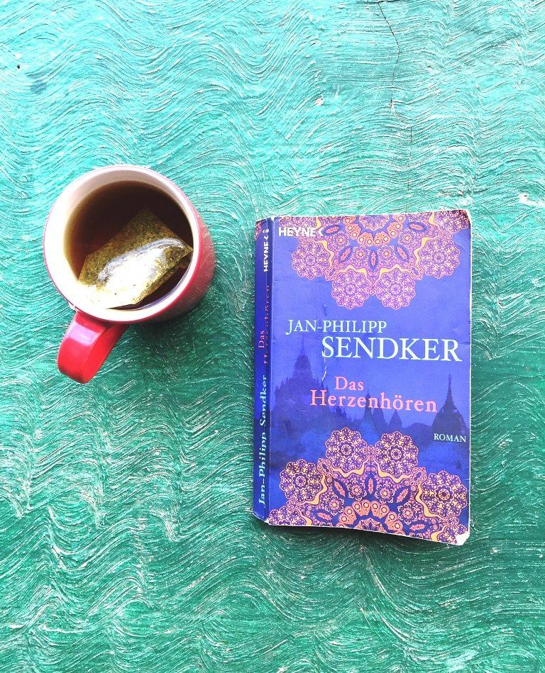 Ein wunderschönes Buch für jede Reise, besonders für Burma und Myanmar: Herzenhören