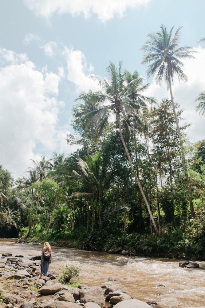 Ubud Tipp: Ausflug zum Ayung River mit dem Roller