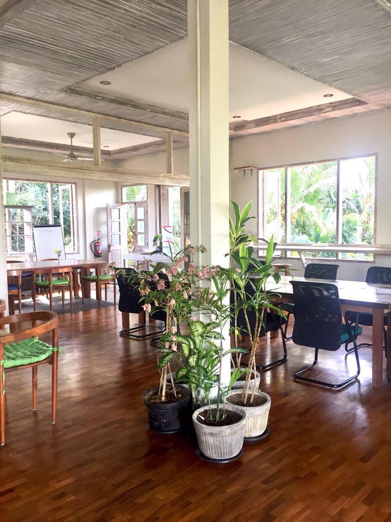 Ubud Tipps: Das Outpost Coworking Space ist ein traumhafter Ort für digitale Nomaden auf Bali