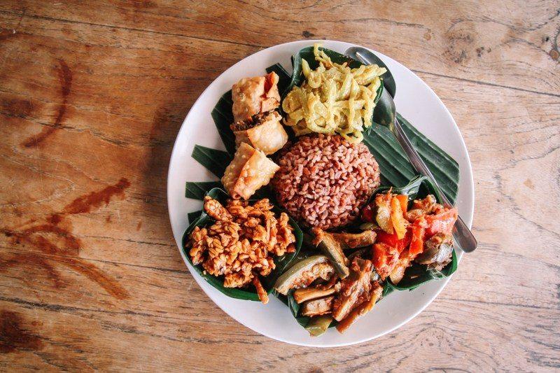 Ubud Tipps: Lieblingsessen auf Bali heißt Padang oder Campur