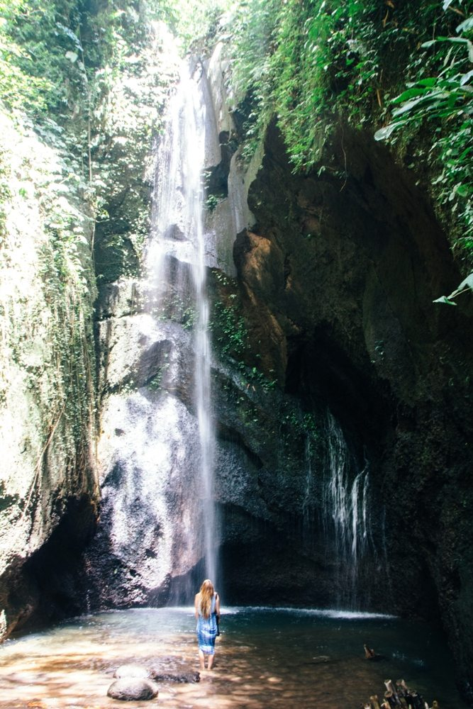 Geheimtipp Ubud: Ein Ausflug in die Umgebung zum Wasserfall Pang Empu