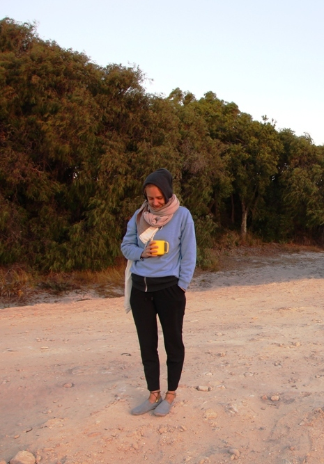 Emotionen zulassen geht auf einem Roadtrip durch Austr