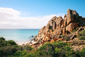 Wunderschön: Cape Naturaliste im Süden von Westaustralien - ein Ort um all die Gefühle zuzulassen