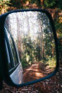 Ein Roadtrip kann wie pilgern sein - wie hier in Australien