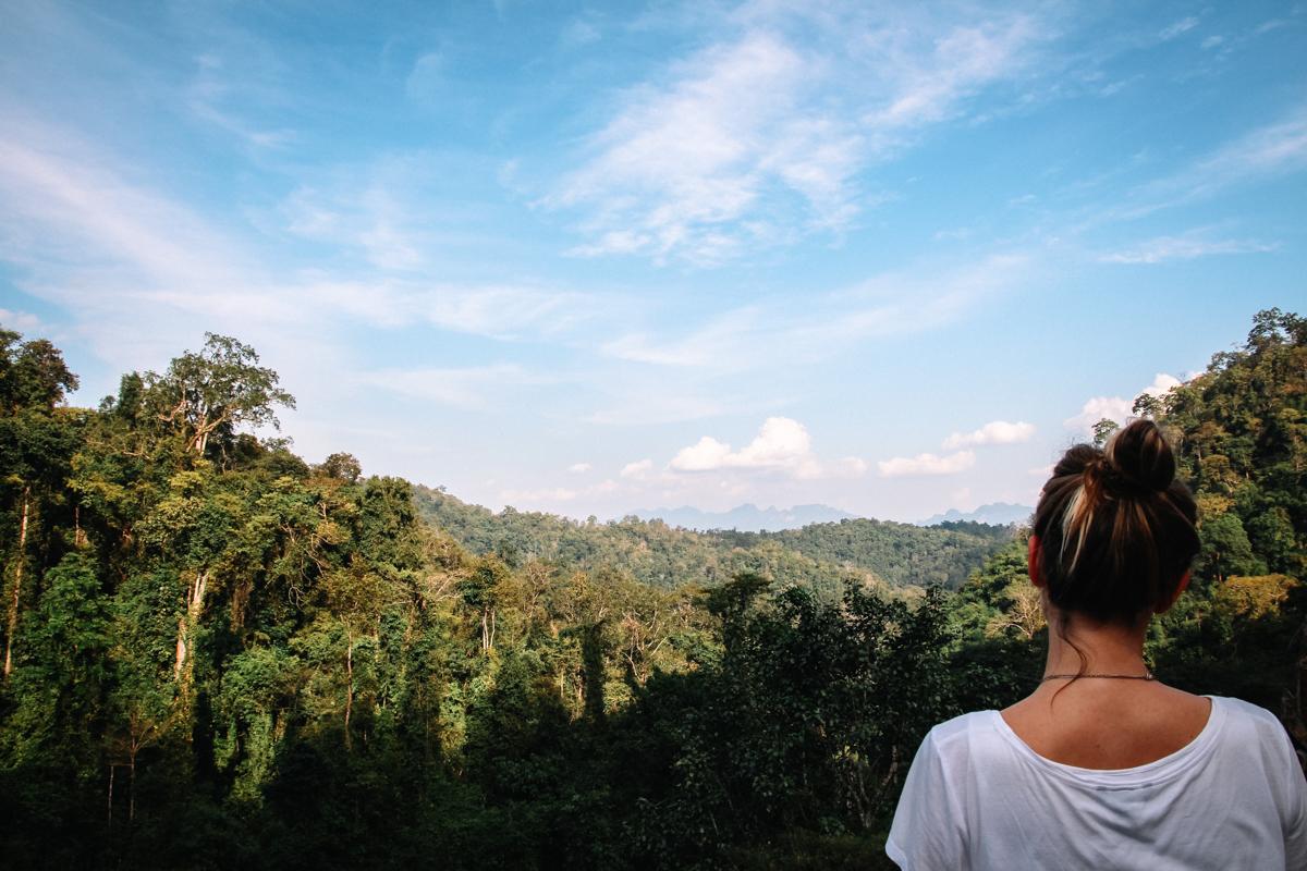 Chiang Dao im Norden von Thailand hieß: Im Jetzt ankommen