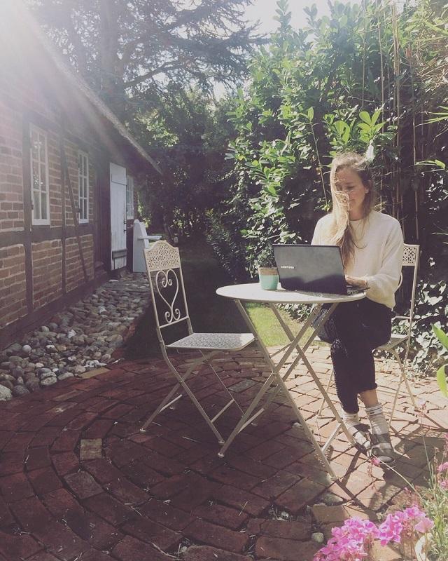 Rückzug: Meine Buch schreiben Erfahrungen hießen auch, Freiraum für Kreativität schaffen